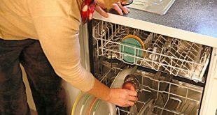 Geschirr stinkt nach Spülmaschine