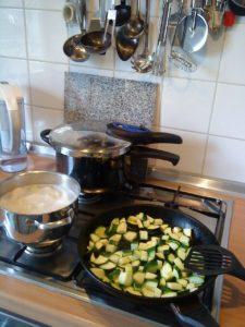 Kochvorgang beschleunigen ohne Schnellkochtopf